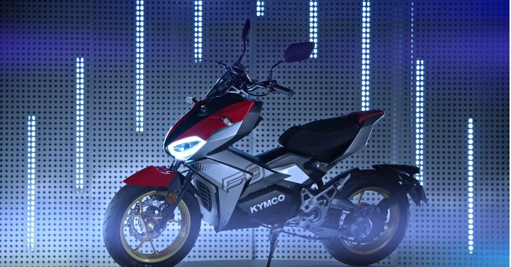 KYMCO F9 Electric scooter electric motorcycle