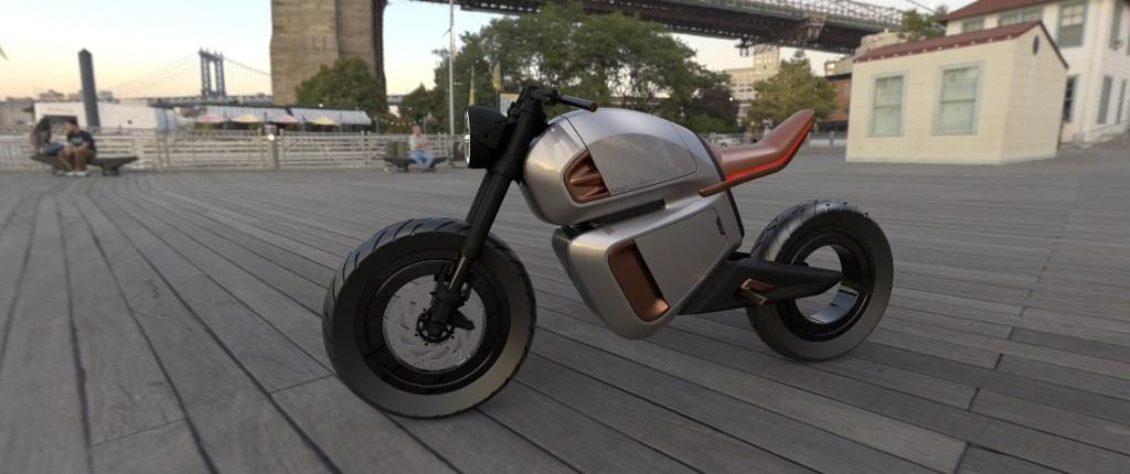 NAWA Racer Electric Motorcycle