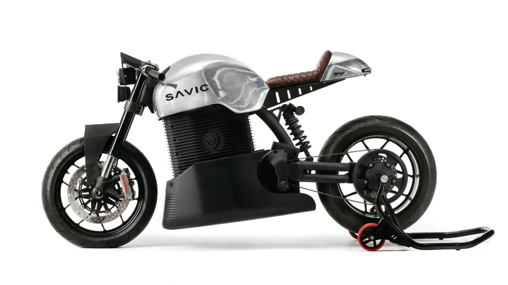 Savic motorcycles electric motorcycle