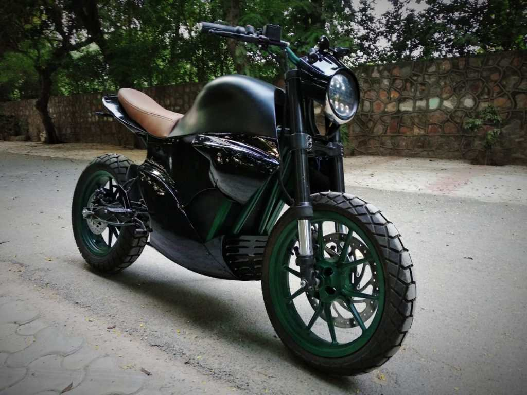 4rged Bikes M2