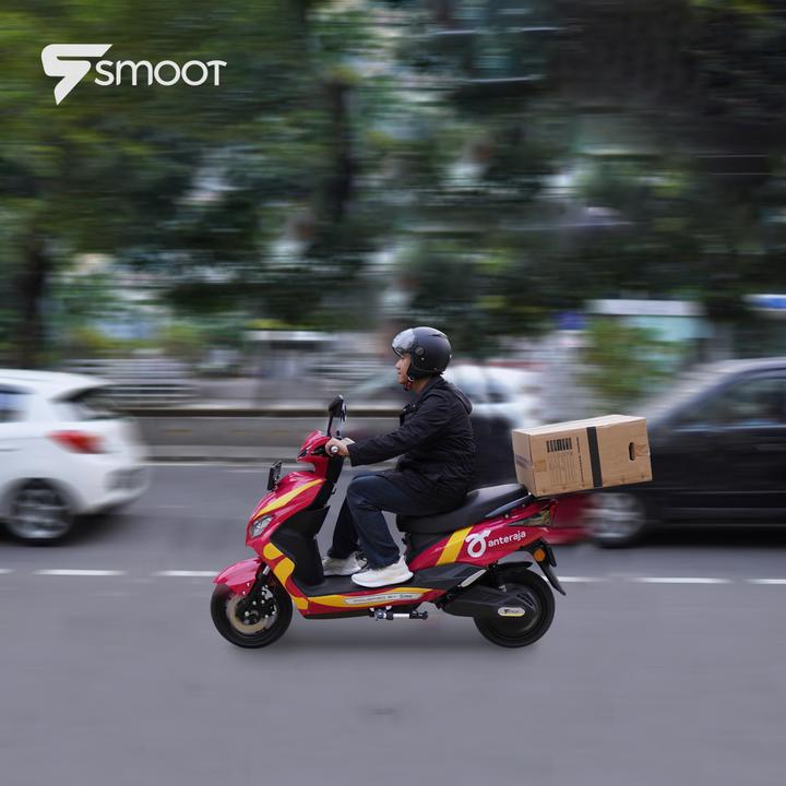 Smoot Electric scooter