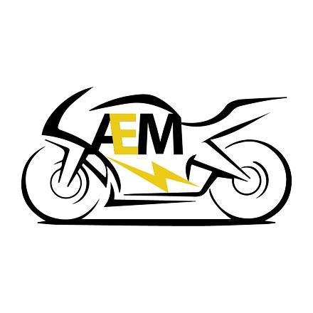 AEM, Electric motorcycle, Logo