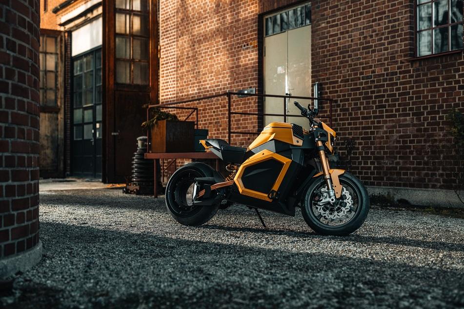 Verge Motorcycles, Verge TS