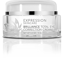 Allele Medical Total Eye Correction Cream from the Brilliance Collection