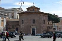 The octagonal Battistero di San Giovanni is one of the oldest buildings in the city