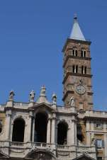 The Basilica Papale di Santa Maria Maggiore is the largest Roman Catholic Marian church in Rome