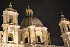 Sant'Agnese in Agone on the Piazza Navona