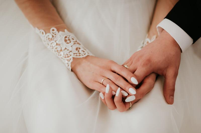 Reportaż ślubny zabawa weselna