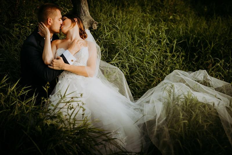 sesja plenerowa, sesja ślubna