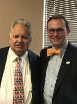 With Jim Zeigler