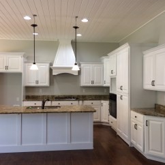 Alder Kitchen Cabinets Organization Tips Knotty After Being Refinished In White