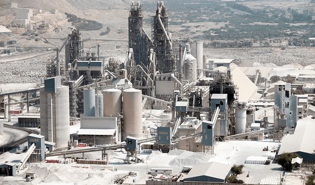 cement factories in jordan
