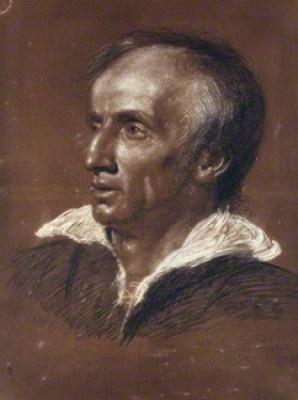 William Wordsworth, by Benjamin Robert Haydon, 1818 - NPG 3687 - © National Portrait Gallery, London