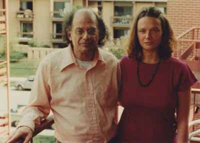 Allen Ginsberg and Anne Waldman