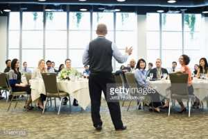 Five tips to be a powerful public speaker