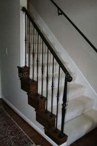 interior banister railings - 28 images - interior stair ...