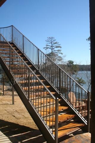Steel Stairs Birmingham AL Allen Iron Works