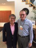 Andrew Napolitano and Allen Mendenhall