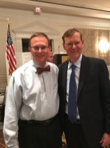 With John Allison