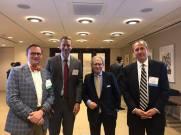 With Judge Kyle Duncan, Dr. Hadley Arkes, and Judge Thomas Hardiman