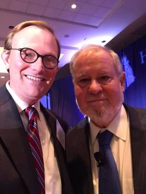 With Larry Arnn