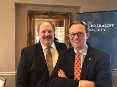 With Ron Rychlak