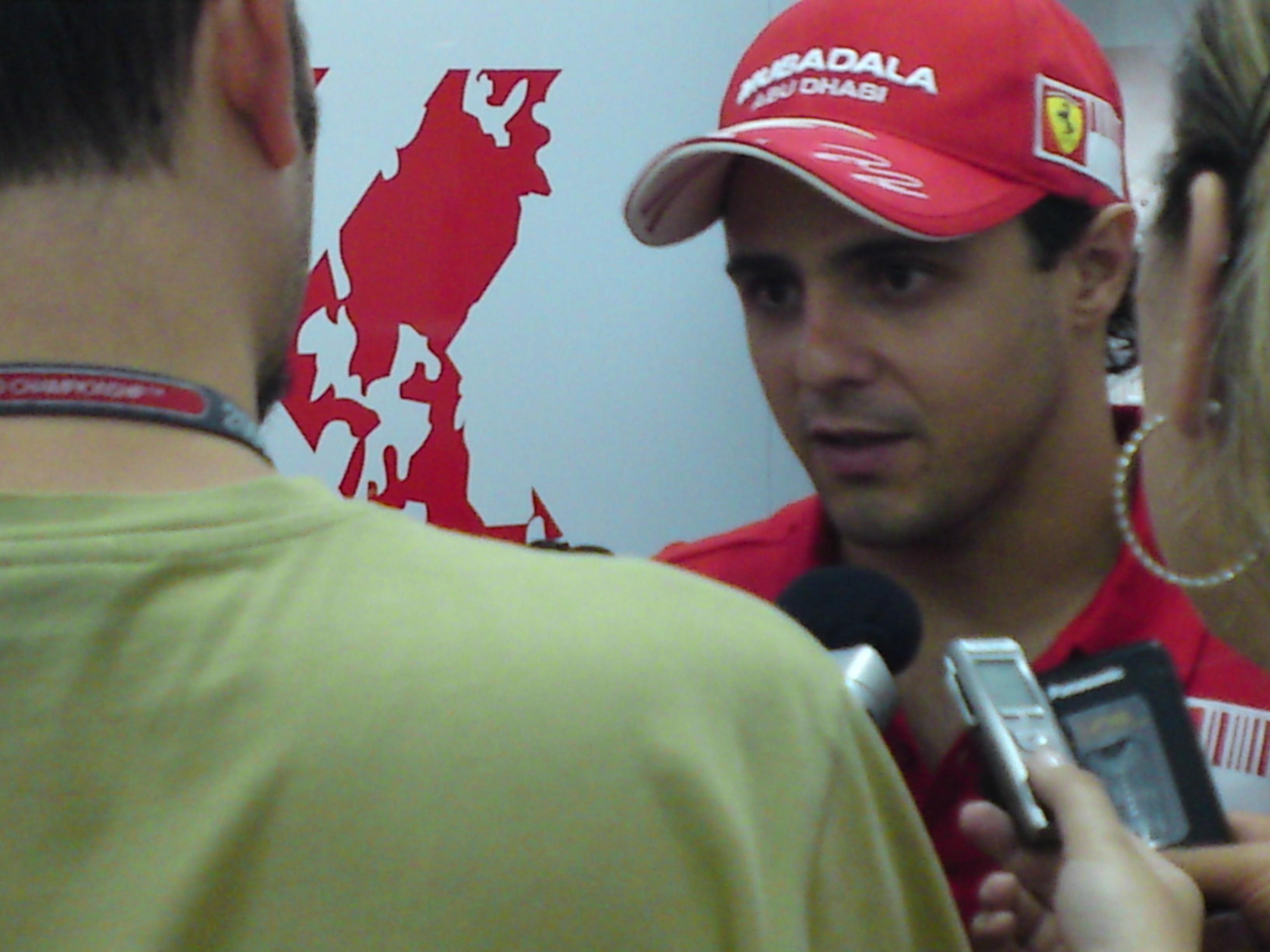 Massa - P16 on grid