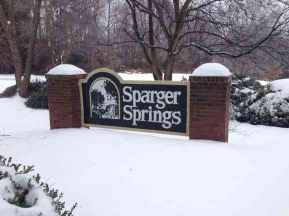 sparger springs