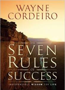 Case Study: The Seven Rules of Success – Wayne Cordeiro – New Hope Oahu