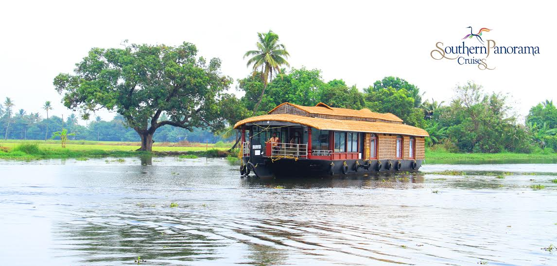 Southern Panorama 1 Bedroom Houseboat Alleppey Houseboat