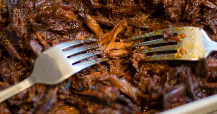 Recipe: BBQ Pulled Beef