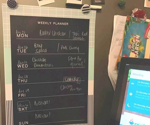How We Meal Plan and Prep