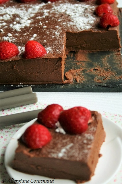 gâteau de patates douces au chocolat sans gluten sans lait sans œufs