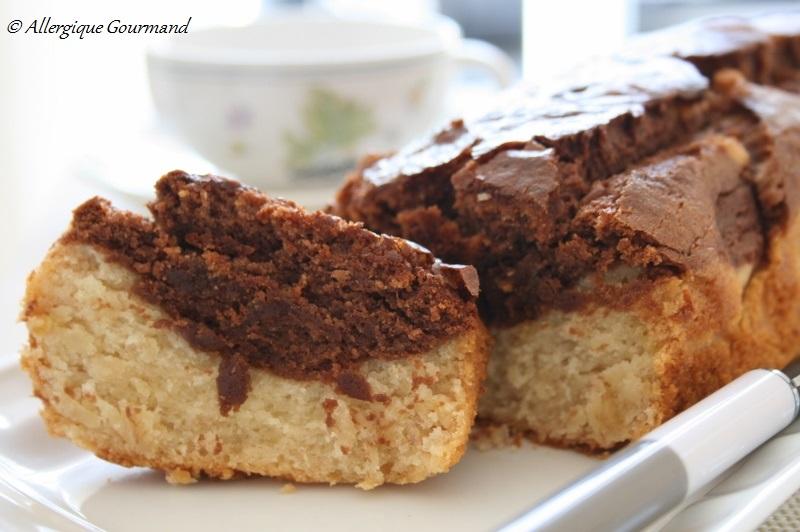 Gâteau Yaourt Banane Choco