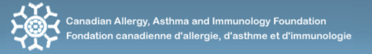 Canadian Allergy, Asthma, and Immunology Foundation