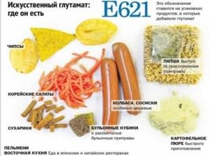 Использование пищевых добавок при аллергии