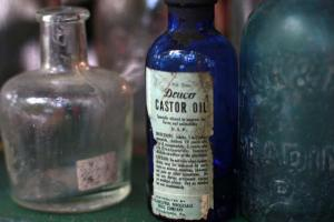 castor oil allergy