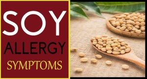 Soy Allergy Symptoms fb