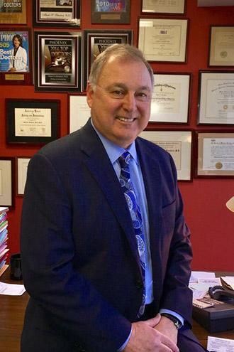Mark Schubert, M.D., Ph.D.