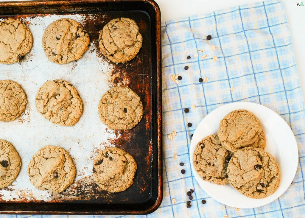 gluten-free-dairy-free-egg-free-oatmeal-chocolate-chip-cookie-recipe