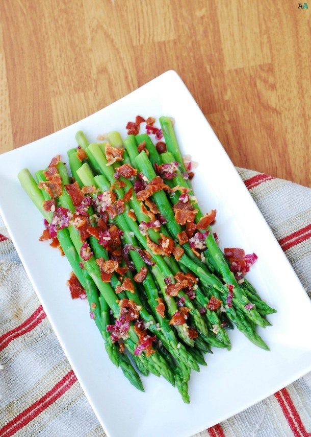 allergy-friendly asparagus