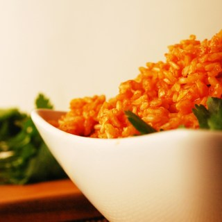 Spanish Rice (GF, DF, Soy, Peanut/Tree Nut Free, Top 8 Free, Vegan Option) copyrighted by Allergy Awesomeness