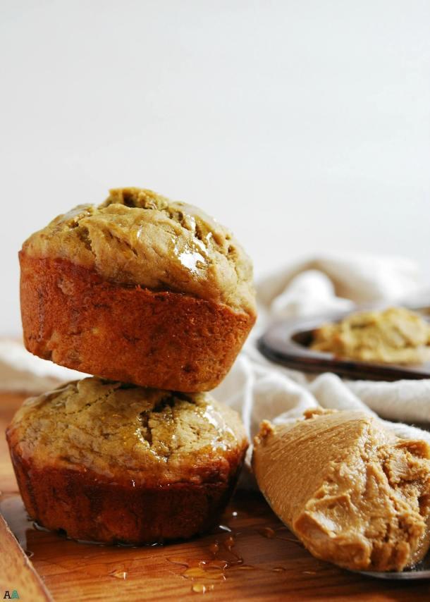 sunbutter muffin recipe