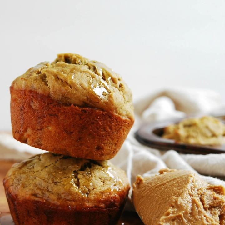 vegan-gluten-free-sunbutter-honey-and-banana-muffin-recipe