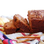 Applesauce Quick Bread (Gluten, dairy, egg, soy, peanut & tree nut free; top 8 free; vegan) Recipe by AllergyAwesomeness.com