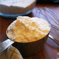 The BEST Homemade Gluten-free Flour Mix