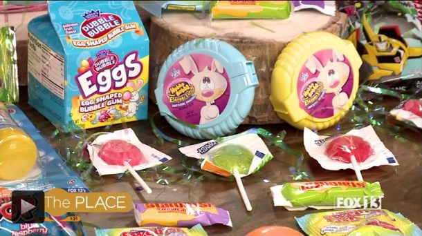 Easter Candy for Kids with Food Allergies Video by Allergy Awesomeness