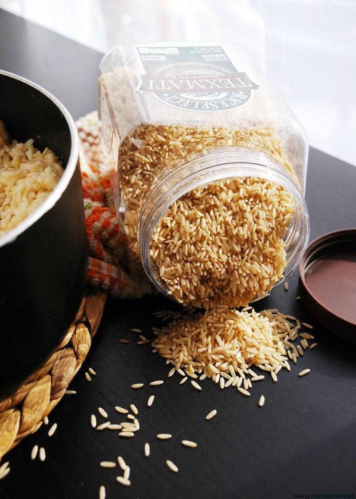 Texmati Gluten-free Brown Rice