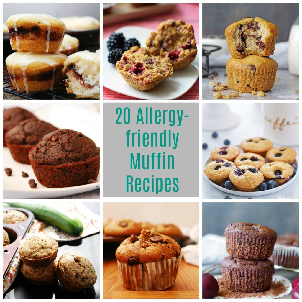 20+ Allergy-friendly Muffins Recipes - Allergy Awesomeness