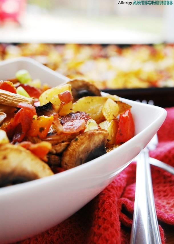 gluten-free breakfast potato recipe